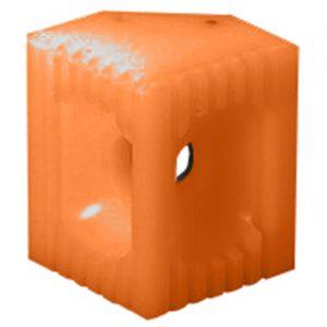 Teflonowy aplikator do rogów wewnętrznych Wall-Top