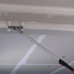 Rolka zewnętrzna z kijem teleskopowym Wall-Top